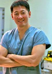 Bác sĩ Richard Teo năm 40 tuổi (năm ông mất)