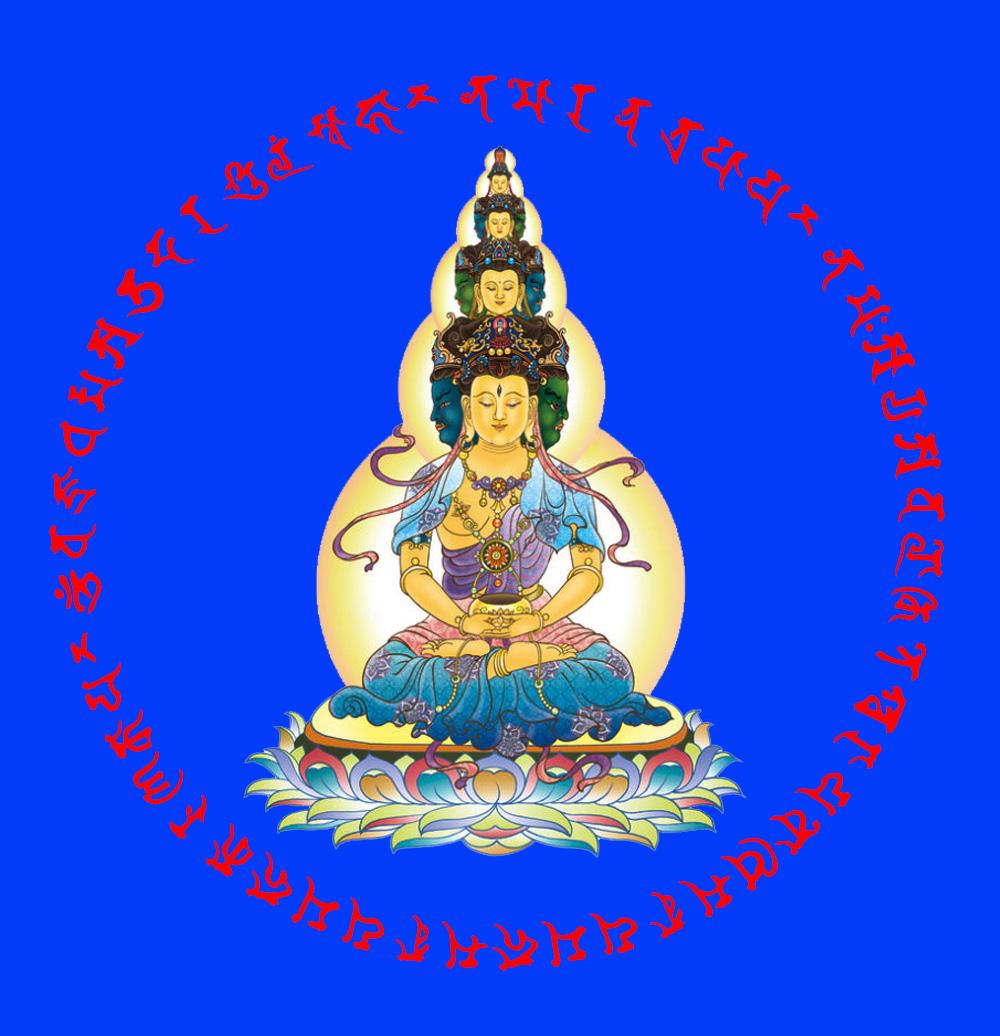 3. Bảo Bát Thủ Chú Luân