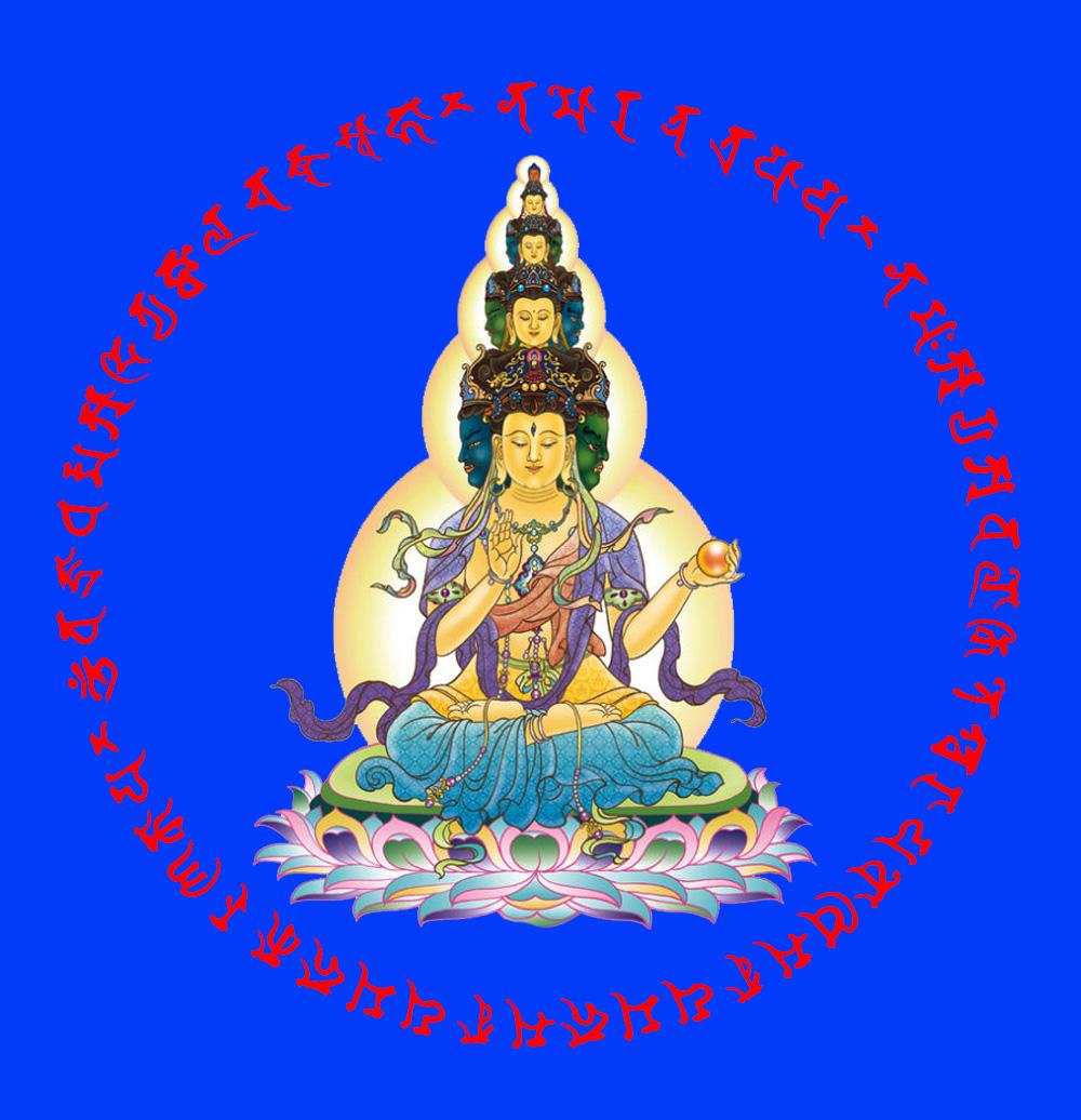 8. Nhật Tinh Ma Ni Thủ Chú Luân